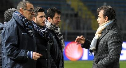 """""""Sarri pessimista, ma la Juve conta di risolvere i problemi col Chelsea"""""""