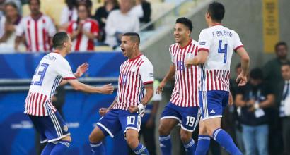 Copa America: il Qatar rimonta 2-2, Paraguay beffato nel finale