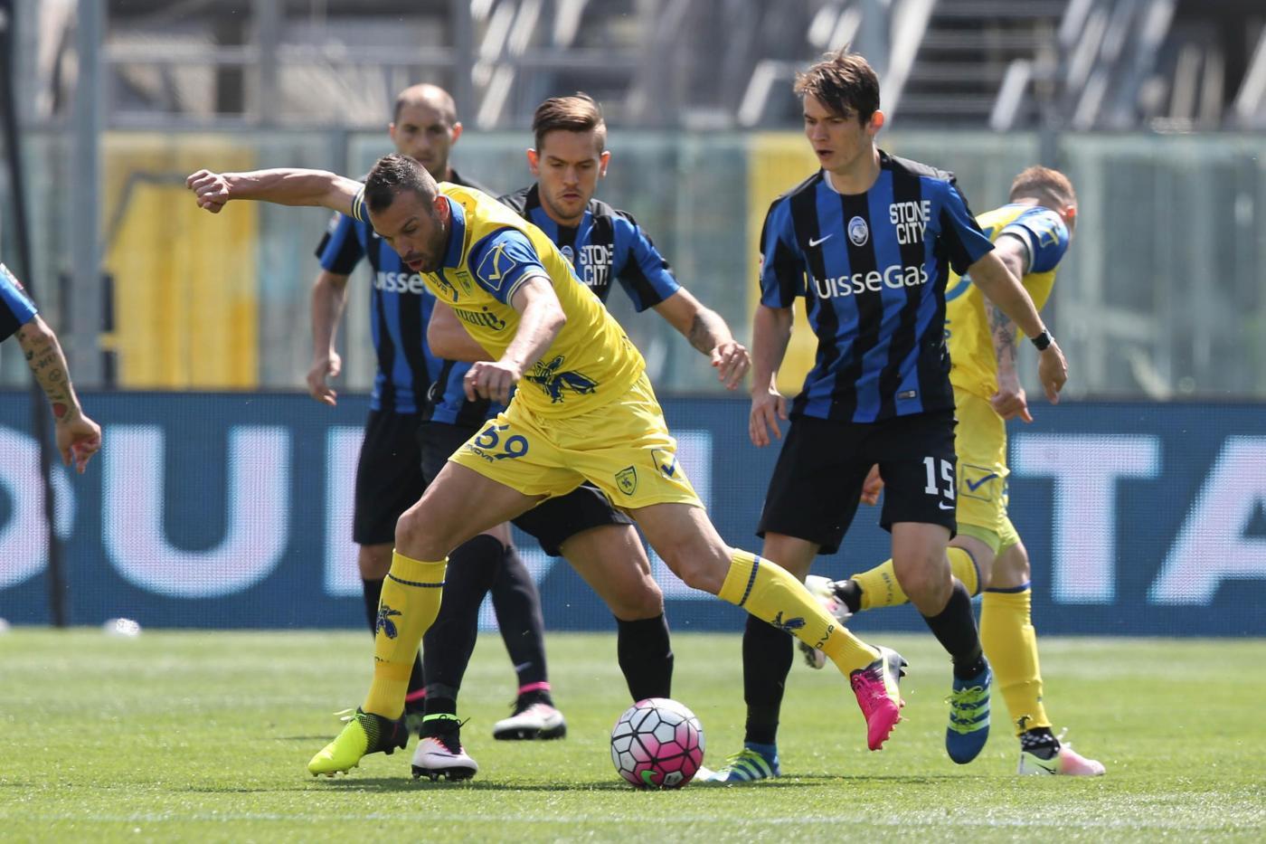 Borriello regala la vittoria decisiva sul Chievo