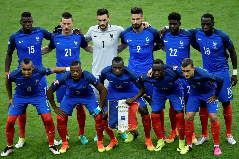 Euro 2016, Portogallo-Francia 1-0: le foto