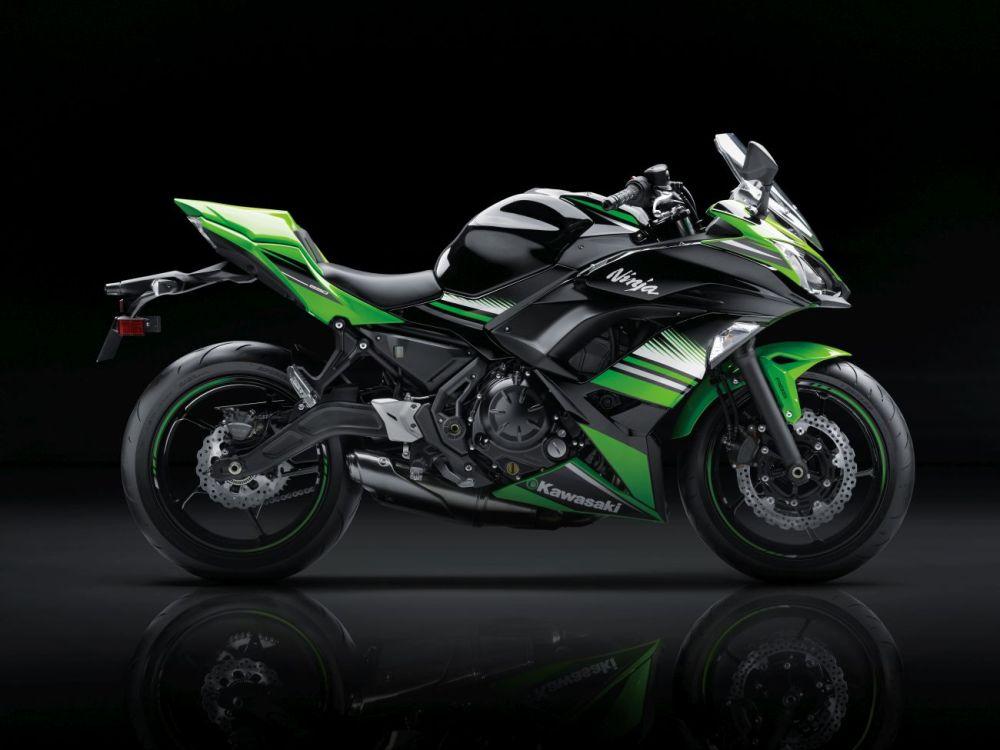 Kawasaki, ecco la Ninja 650