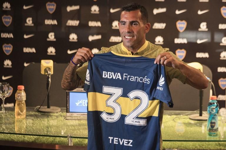 Boca Juniors, il ritorno di Tevez