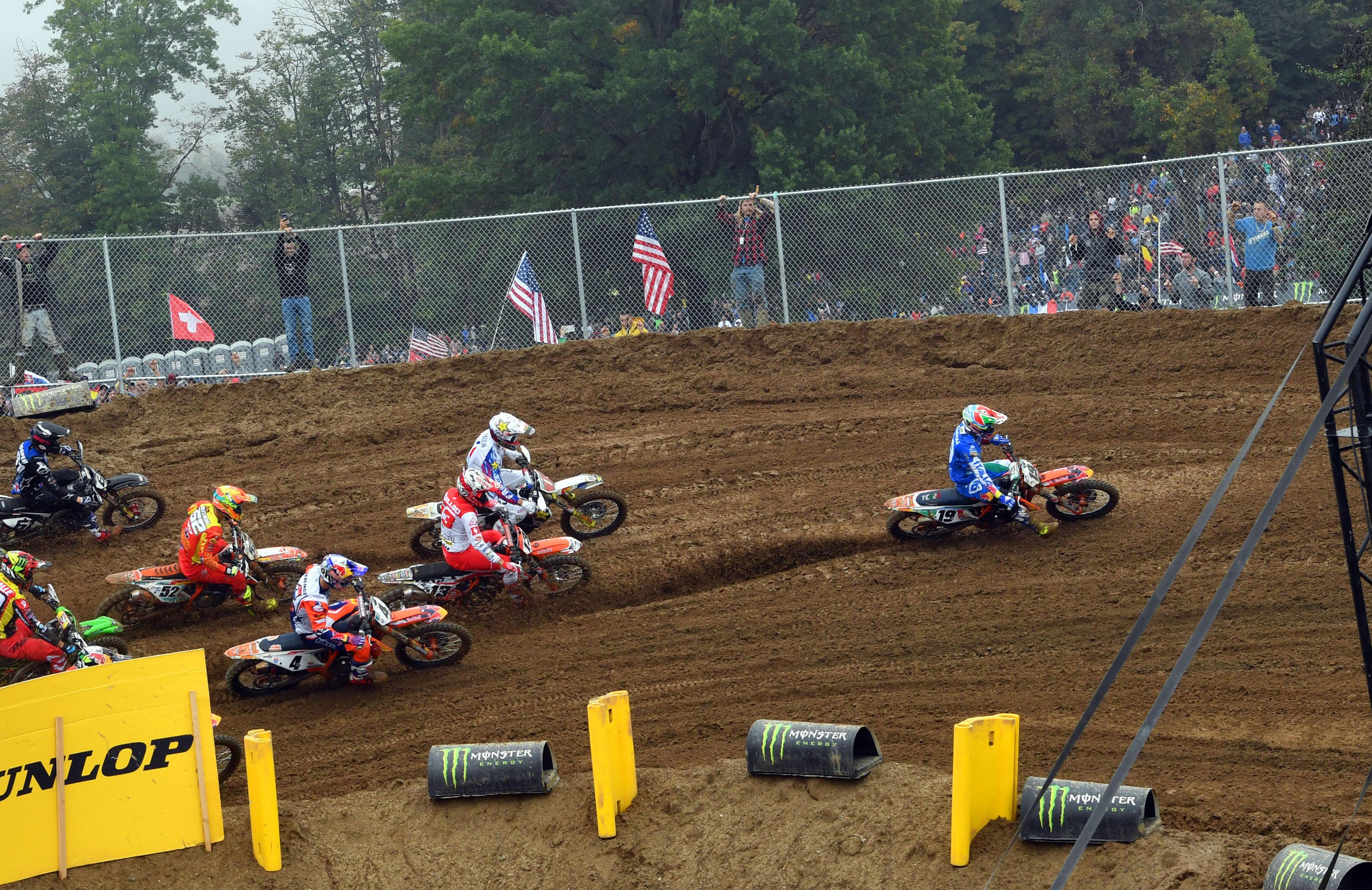 Motocross, Italia seconda al Nazioni in Usa
