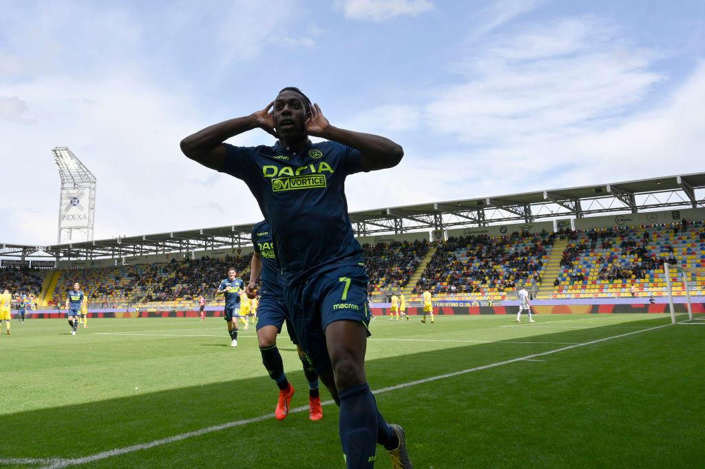 Serie A, Frosinone-Udinese 1-3: le foto del match