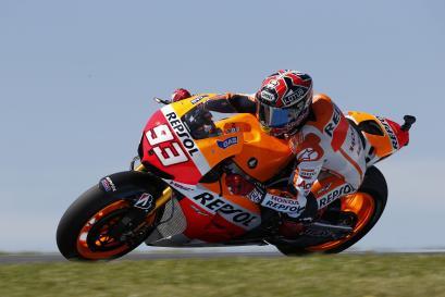 Marquez foto Honda