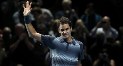 Roger Federer, foto Reuters