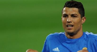 La delusione di Cristiano Ronaldo, Afp