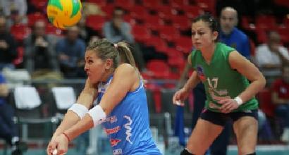 Volley, A1 femminile: Novara non sbaglia, Modena torna a -5