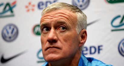 Didier Deschamps, Foto LaPresse