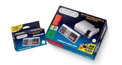 Countdown per il Nintendo Classic Mini Nes