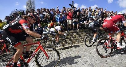 Giro delle Fiandre: spettacolo Gilbert, trionfo da impazzire