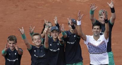 Roland Garros: Nadal e Monfils approdano agli ottavi