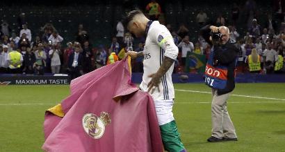 Sergio Ramos e quelle parole a Marca mai pronunciate
