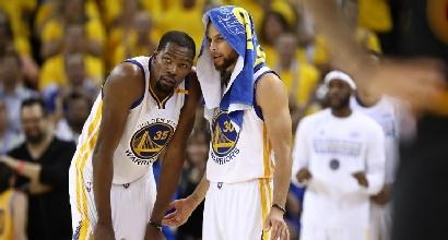 Nba: Golden State Warriors campioni