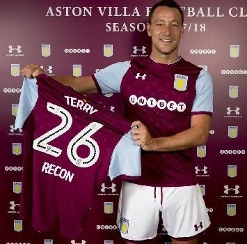 Terry a un passo dall'Aston Villa