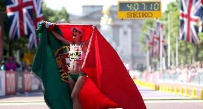 MARCIA 50 KM DONNE: ORO E RECORD PER LA HENRIQUES