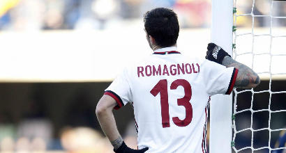Serie A:un turno a Suso e Romagnoli