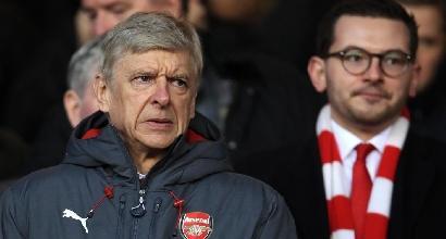 """Wenger:""""Seguiamo Aubameyang, ma nulla è ancora deciso"""""""