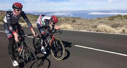 "Ciclismo, Fabio Aru: ""Parteciperò al Giro d'Italia"""