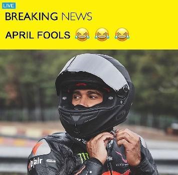 """F1, Hamilton annuncia: """"Correrò in MotoGP"""""""