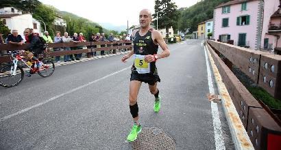 """Running - ultramaratona: cento km a 94 anni! Walter Fagnani chiude per la 45esima volta il mitico """"Passatore"""""""