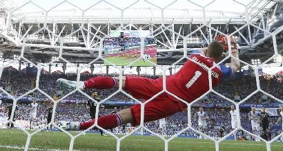 Dopo la sconfitta i giocatori dell'Argentina chiedono di cacciare subito l'allenatore Sampaoli