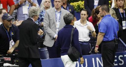 """Us Open, parla il giudice di sedia: """"Cara Serena, non esiste l'arbitraggio alla carta"""""""