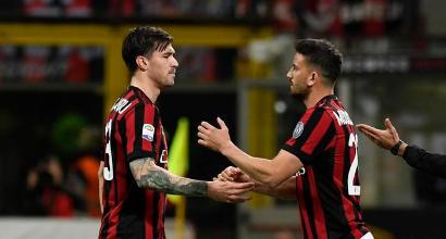 """Romagnoli: """"Il Milan era nel mio destino e sul derby dico..."""""""
