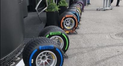 Formula 1-Pirelli, c'è il rinnovo fino al 2023