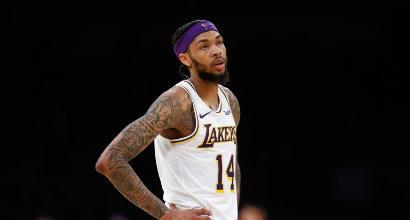 Nba: i Lakers di Ball e Kuzma battono OKC all'overtime, vincono Toronto e Denver