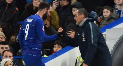 """Chelsea, Higuain: """"Felice di essere qui, al Milan sei mesi difficili"""""""
