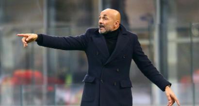 """Europa League, Spalletti: """"Siamo migliorati, ma non per l'assenza di Icardi"""""""