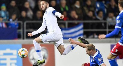 Qualificazioni Euro 2020: Bosnia e Grecia rispondono all'Italia