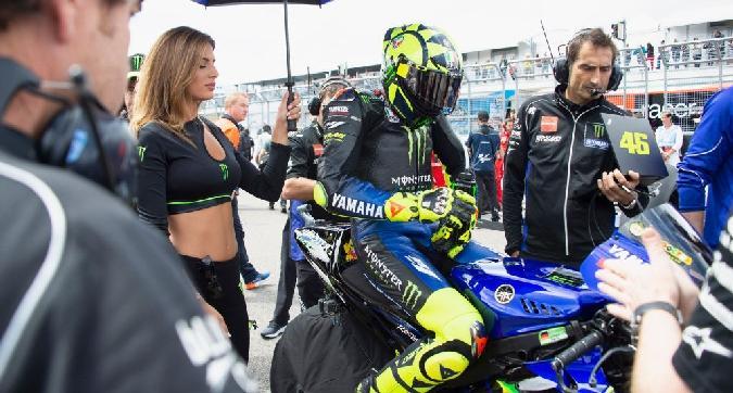 MotoGP, Rossi mai così male negli ultimi vent'anni