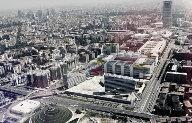 Stadio Milan: altri progetti per il Portello