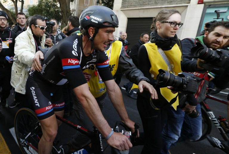 Milano-Sanremo: Degenkolb a braccia alzate