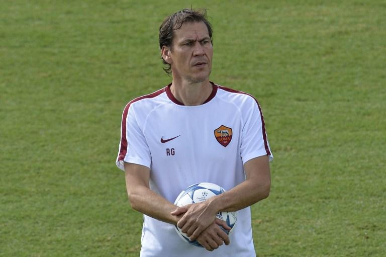 Champions, Roma: Garcia è carico