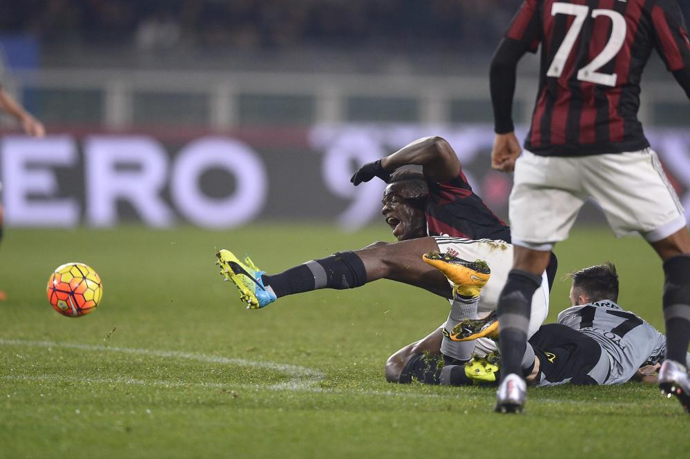 Coppa Italia: Alessandria-Milan 0-1, le foto del match
