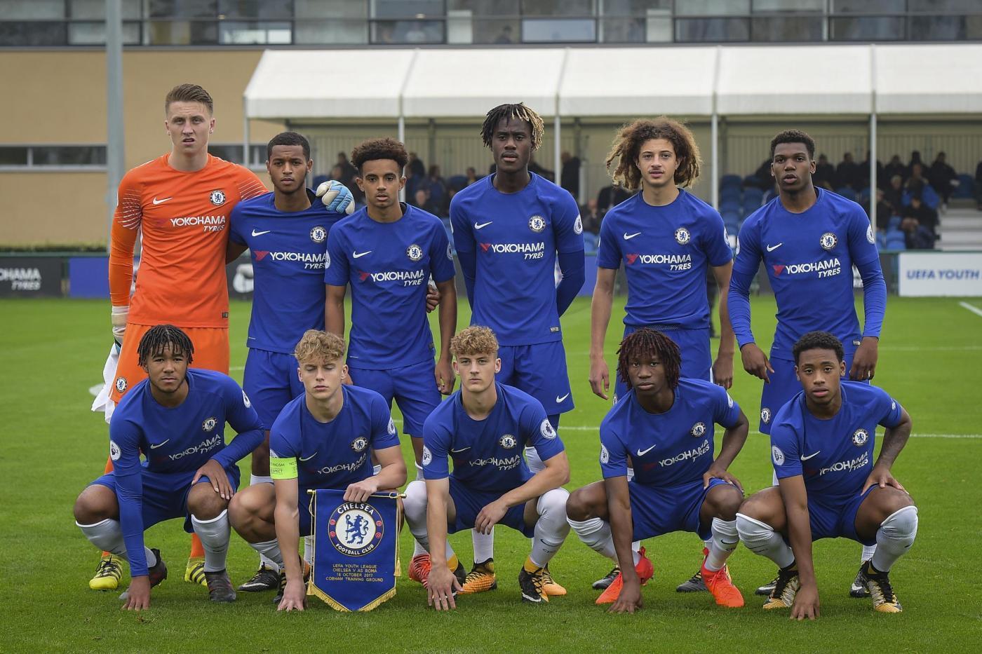 Youth League, Chelsea-Roma 0-2