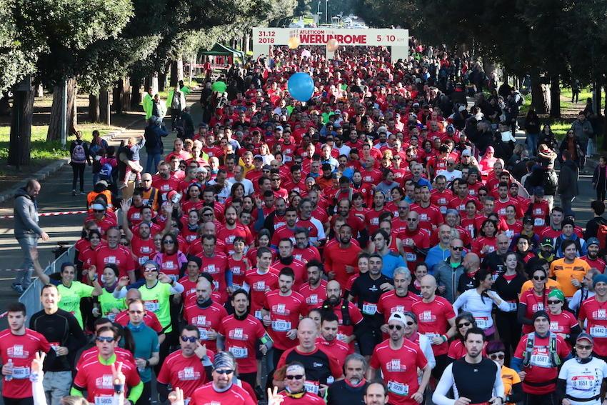 Atletica, Meucci vince l'Atleticom We Run Rome