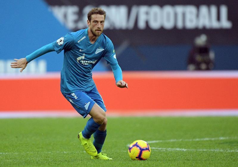 Marchisio allo Zenit