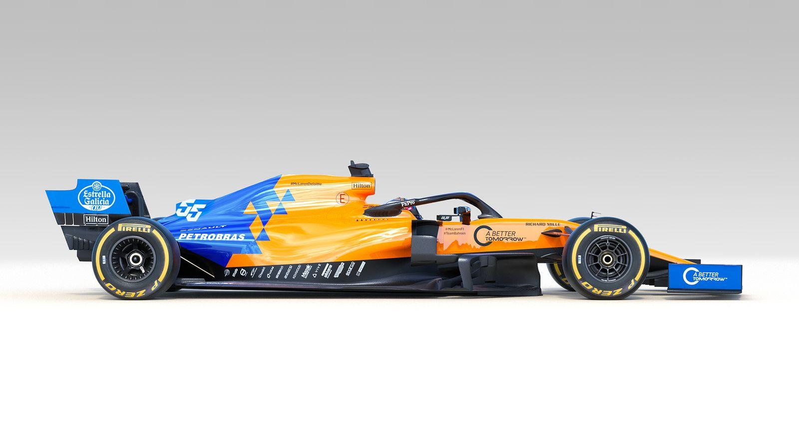 Svelata la McLaren MCL34
