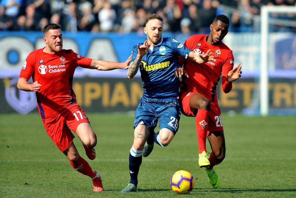 26) Manuel Lazzari (Spal): un dribbling ogni 34.4 minuti, percentuale di realizzazione del 58%