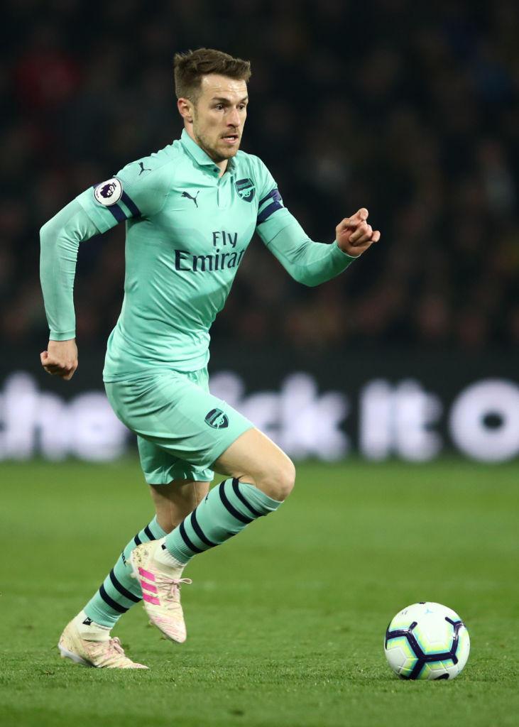 Aaron Ramsey, preso a parametro zero dall'Arsenal: già ufficializzato, arriverà a giugno