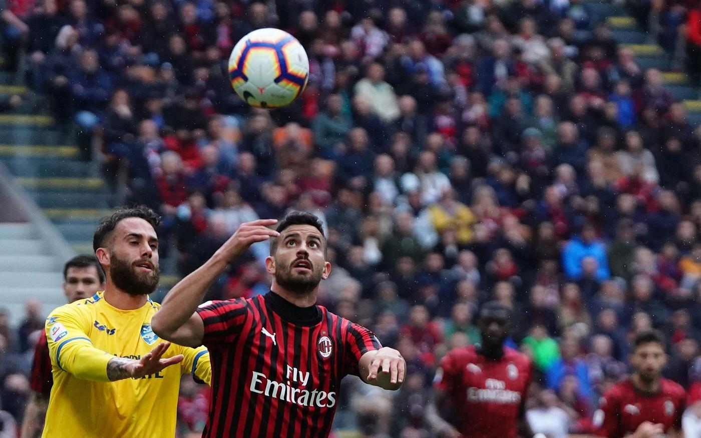 Il Milan non molla la Champions