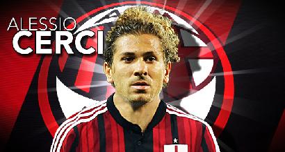 """Milan, Cerci arriva il primo gennaio: """"Non vedo l'ora"""" - Calcio"""