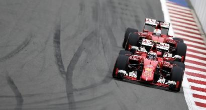 "F1, Vettel: ""Speravo di poter prendere Hamilton"""