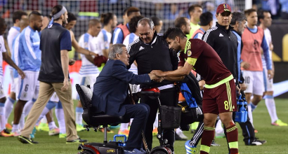 Óscar Washington Tabárez ha la sindrome di Guillain-Barrè