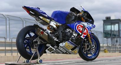 Superbike: Van der Mark passa in Yamaha