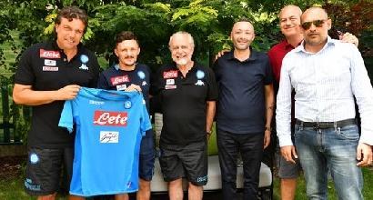 Ufficiale:Mario Rui è del Napoli